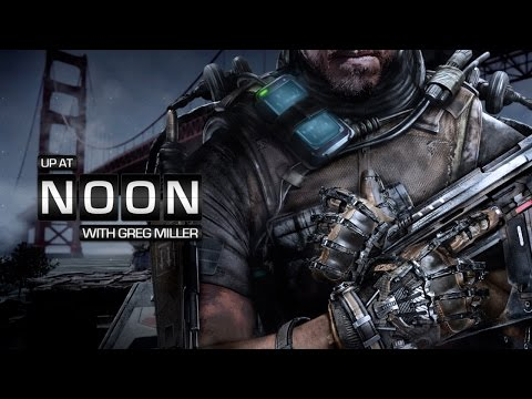 COD: The Evolution of Advanced Warfare - Up at Noon