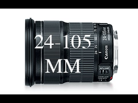 Canon Zoom Lens ef 24-105mm The New Canon ef 24-105mm