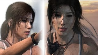 Tomb Raider plan crash action game play