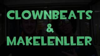MAKELENLLER & CLOWNBEATS || BEATBOX FREESTYLE  + BATTLE