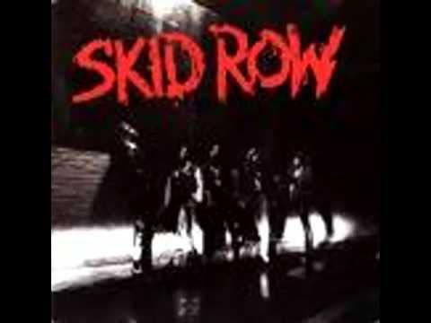Skid Row - 18 and Life - LYRICS