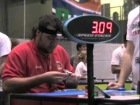 Watch Rubik's World Championships 2009