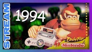 Donkey Kong Country: Nostalgia Monkey! (FULL GAME) - betapixl