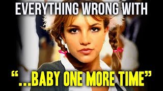 "Download Lagu Everything Wrong With Britney Spears - ""...Baby One More Time"" Gratis STAFABAND"