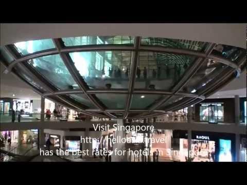 Singapore Tourism 2012