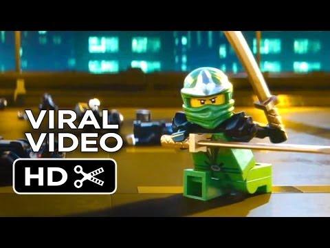 The LEGO Movie Viral Video - Enter The Ninjago (2014) - Morgan Freeman Movie HD