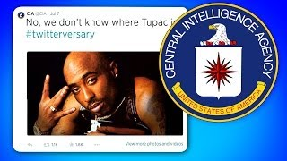 The CIA Knows Where Tupac Is!