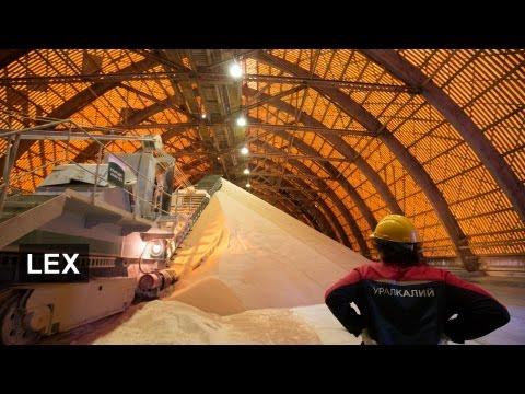 China, fertiliser and Russia