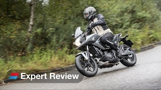 Honda NC750X bike review