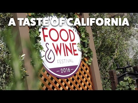 Food & Wine Festival 2016 | Disney California Adventure | Dizneyland Dude