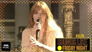 Download Lagu Florence + The Machine - Hunger (TV Debut) Gratis STAFABAND