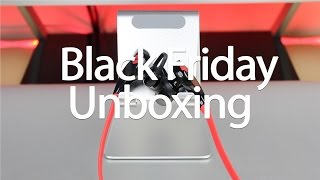 ECCO IL PACCO DEL BLACK FRIDAY | Unboxing By iLudotech
