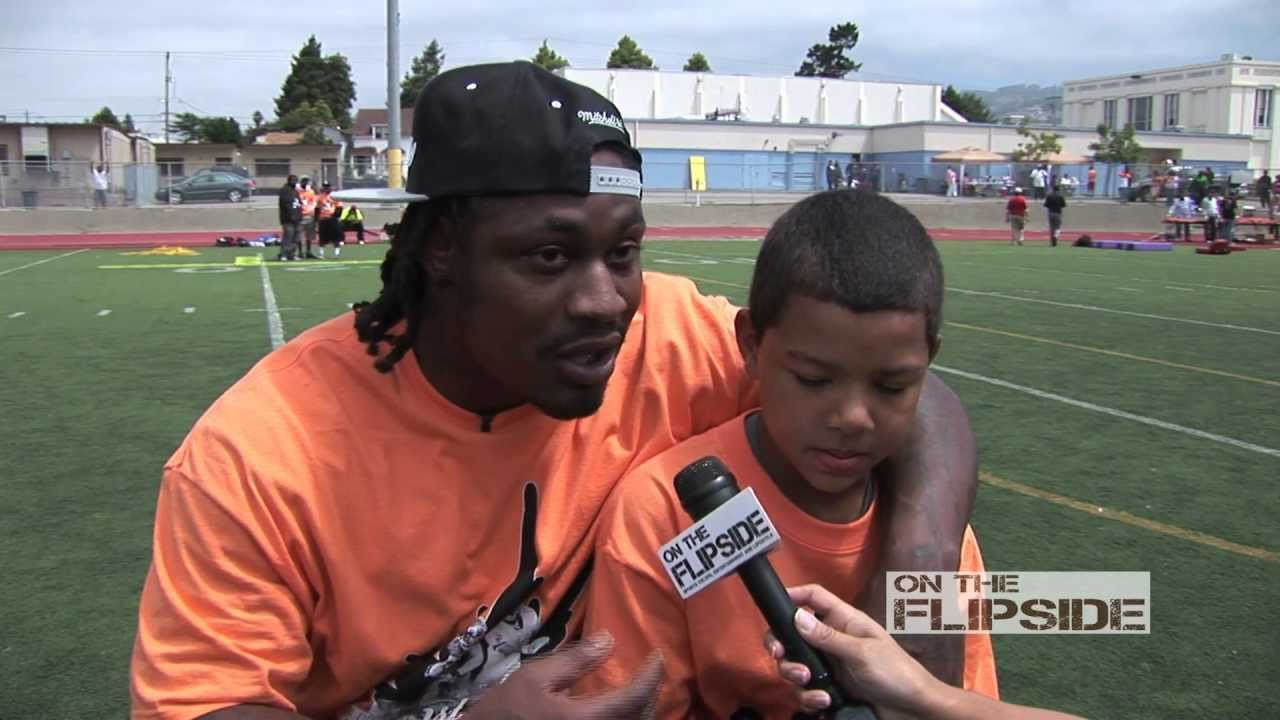 Family 1st Camp Marshawn Lynch Amp Joshua Johnson YouTube