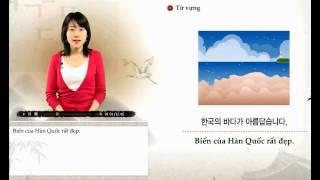 [Sơ Cấp] Tiếng Hàn - Bài 11: Người Hàn Quốc ăn canh teok vào dịp năm mới