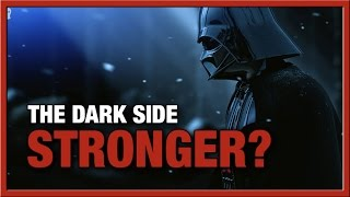 Geek Rant | Is the Dark Side Stronger?
