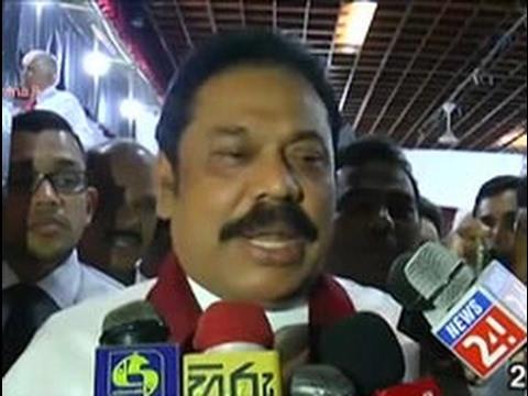 Rajapaksa|sie