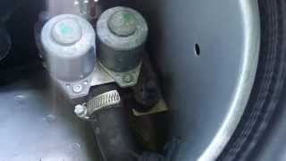 How to..Mercedes monovalve, duo valve cleaning,checking