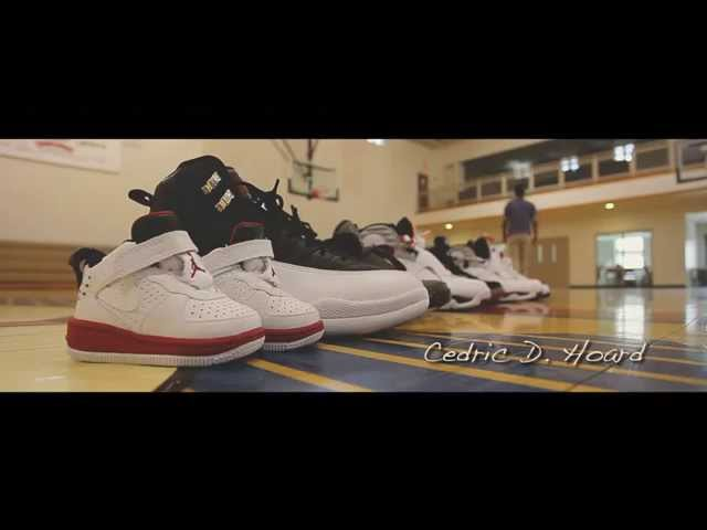 """New Jordans"" 