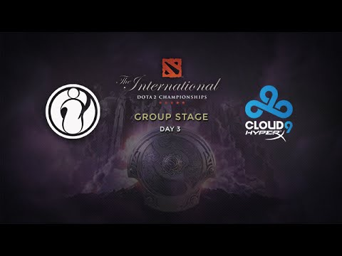 iG -vs- Cloud9, The International 4, Group Stage, Day 3