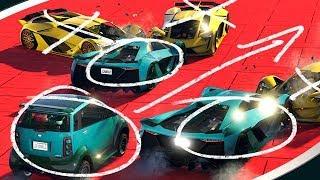 Grand Theft Auto V Online modo adversario Hasta el final remix III (parte 2)