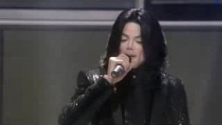 Michael Jackson Video - Michael Jackson World Music Awards SPEECH