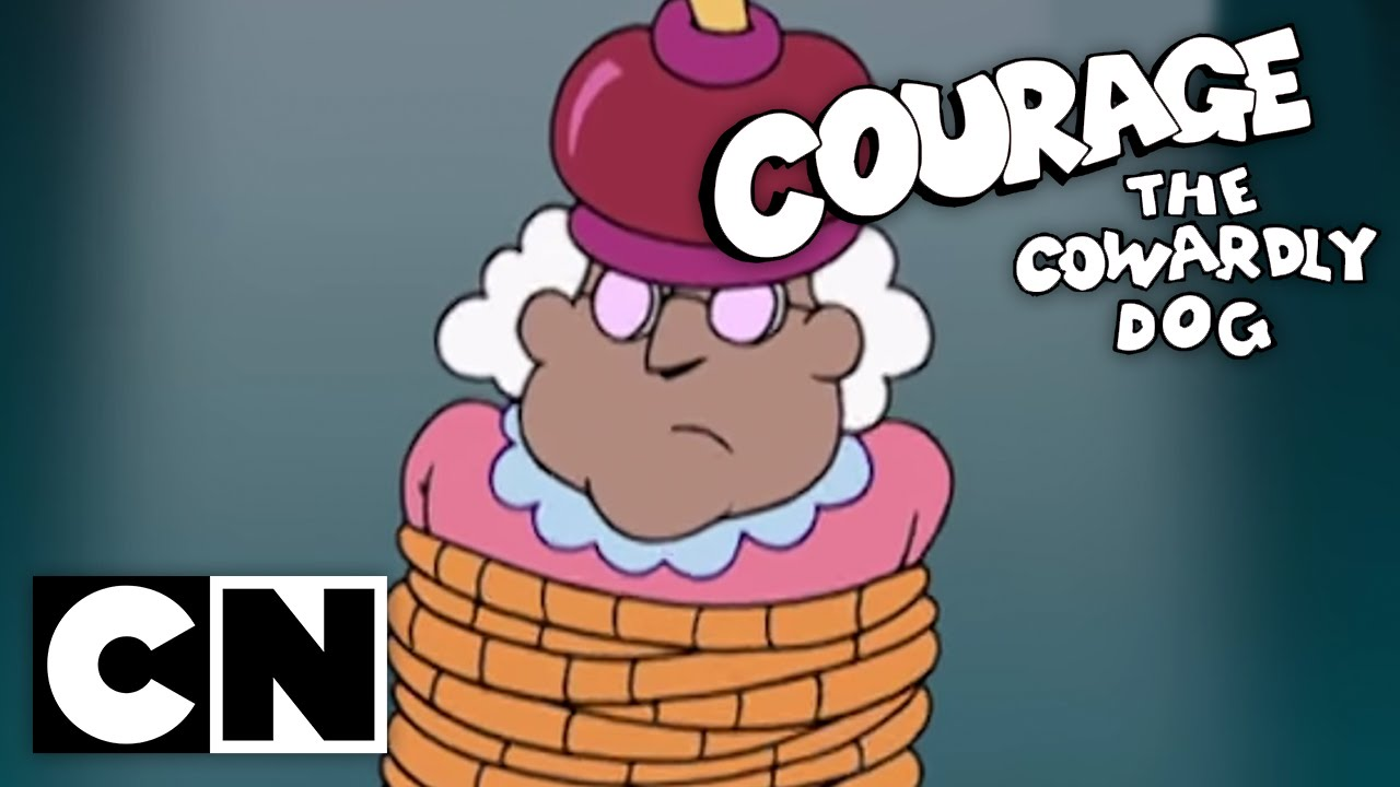 Cartoon network courage the cowardly dog