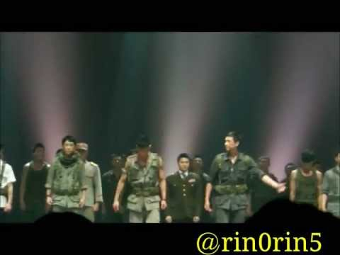 130111 THE PROMISE PREVIEWCURTAIN CALL 미스김
