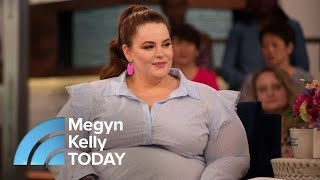 Self Cover Star Tess Holliday Speaks Out About Body Positivity | Megyn Kelly TODAY