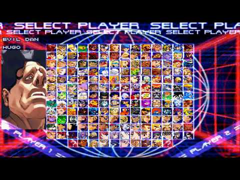 Marvel vs Capcom 2 vs DC 2012 HD MUGEN - Download the HD Edition Here
