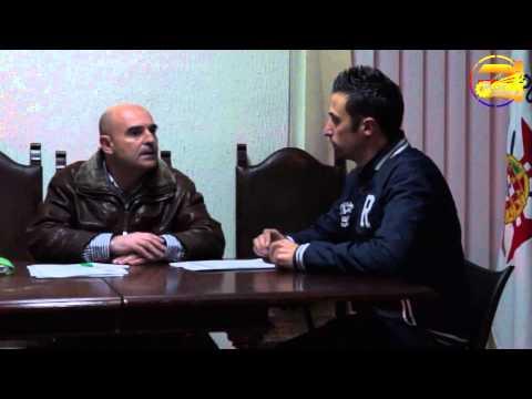 XII Torneio Internacional APMinho: Entrevista António Emílio Lopes Presidente