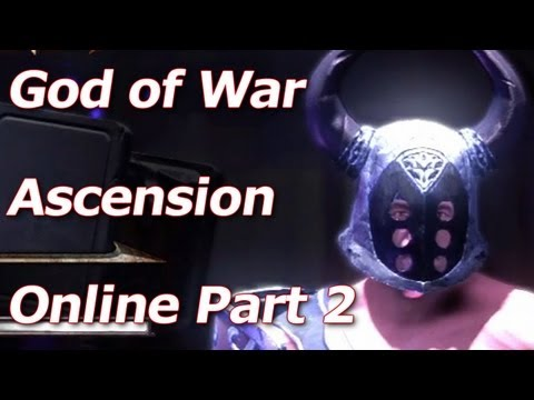 God of War: Ascension - Hades Customization Options - Multiplayer Walkthrough Part 2 - HD