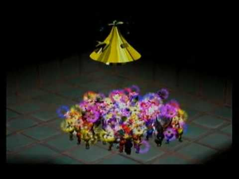 Pikmin 2 dungeon exploring. 12: Cavern of Chaos. P - 7