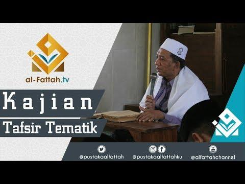[KAJIAN TAFSIR] KH. Abdul Kholiq Hasan, M.HI ~ Tafsir Alif Lam Mim - Ciri-Ciri Orang Bertaqwa