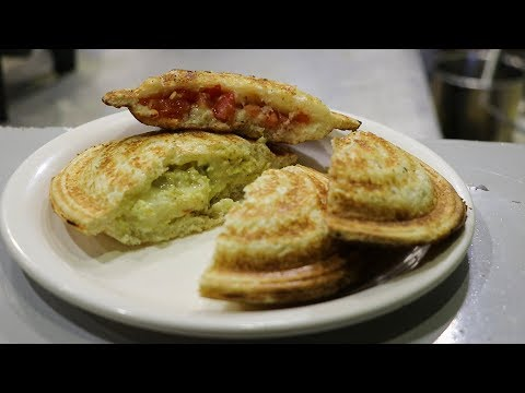 EGG CHEESE POCKET SANDWICH | Novelty Egg Dish | Indian Street Food