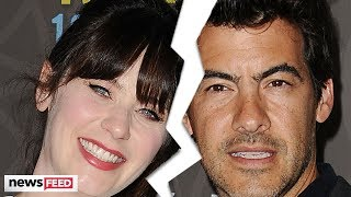 Zooey Deschanel Getting DIVORCED After 4 Years Of Marriage!