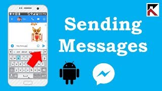 How To Send Messages On Facebook Messenger Android