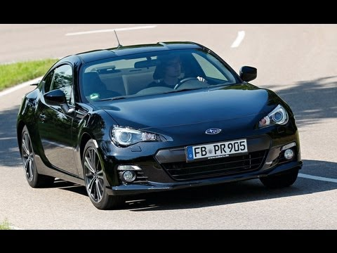 Einzeltest Subaru BRZ