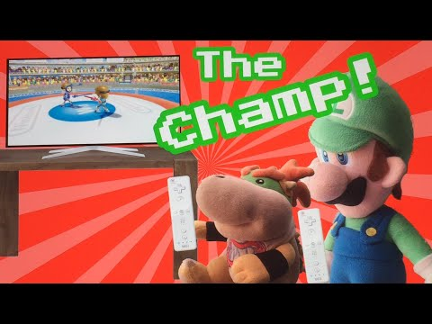 AwesomeMarioBros - The Champ!