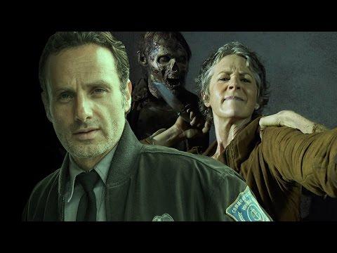 The Walking Dead: Andrew Lincoln, Melissa McBride, Scott Gimple Season 6 Interview - Comic-Con 2015