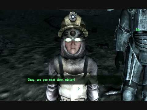 Fallout 3 Rude Little Girl