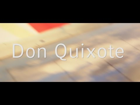 Thumbnail of Patrick Kinmonth talks about Don Quixote at Semperoper Ballet