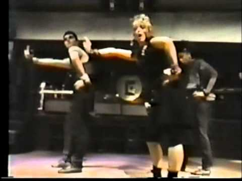 Madonna 1983 Burning Up [The Tube]