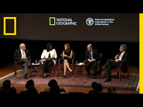 Future of Food: Food Security in an Insecure World