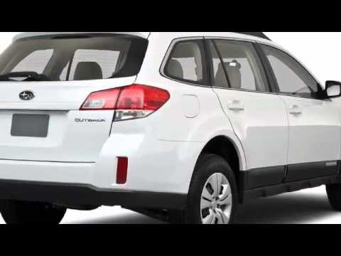 2010 Subaru Outback Video