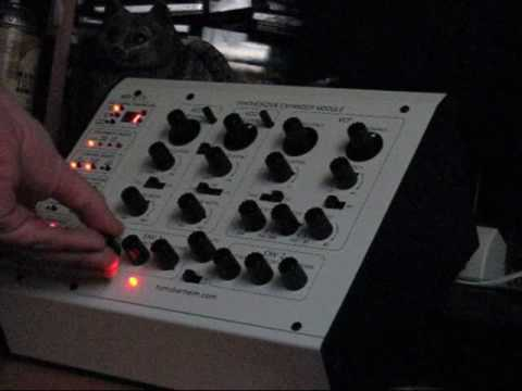 Oberheim Midi SEM analog synthesizer