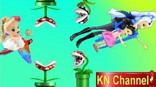 KN Channel Chibi Fly Fun | BÚP BÊ KN Channel GIẢI CỨU LUCY BỊ BẮT CÓC