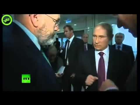 NOS anti Rusland / Putin