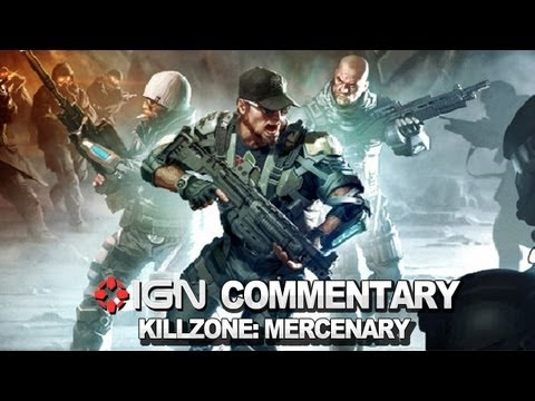 Serving the Highest Bidder in Killzone: Mercenary