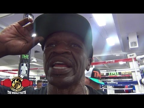 "MAYWEATHER SR REACTS TO KELLERMAN: ""MAX NEEDS TO GIVE UP BOXING.. AND SIT HIS ASS DOWN"""