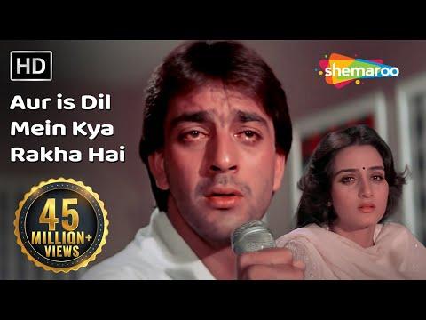 Aur is Dil Mein Kya Rakha Hai - Sanjay Dutt - Farah - Imaandar...